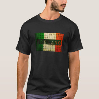 Ireland Woven Flag T-Shirt