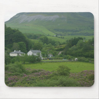 Irelands Green Fild Mouse Pad