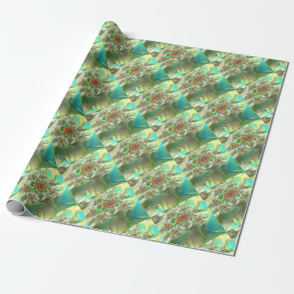 Irenic Abjurer Fractal 14 Wrapping Paper