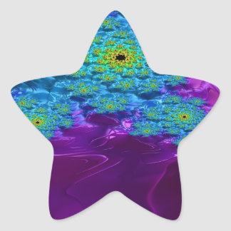 Irenic Abjurer Fractal 6 Star Sticker