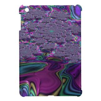 Irenic Abjurer Fractal 7 iPad Mini Cover