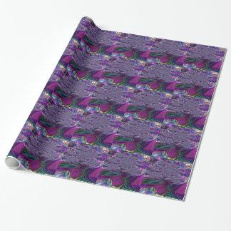 Irenic Abjurer Fractal 7 Wrapping Paper