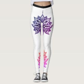 iRi Vibes- Mandala leggings (Phoenix)