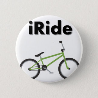 iride 6 cm round badge