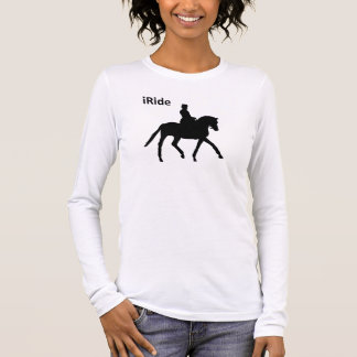 iRide Dressage Long Sleeve T-Shirt