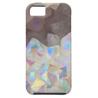 Iridescent Aura Crystals Case For The iPhone 5