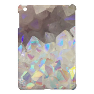 Iridescent Aura Crystals iPad Mini Case