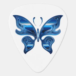 Iridescent Butterfly Plectrum