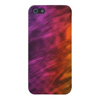 Iridescent Fire i iPhone 5/5S Case
