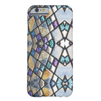 (iridescent mosiac case) barely there iPhone 6 case