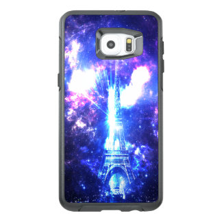 Iridescent Parisian Sky OtterBox Samsung Galaxy S6 Edge Plus Case