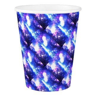 Iridescent Parisian Sky Paper Cup