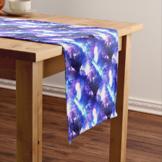 Iridescent​ ​Parisian​ ​Sky Short Table Runner
