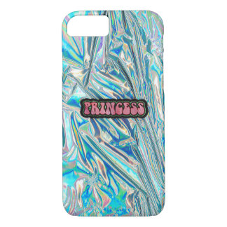 Iridescent Princess iPhone 7 Case