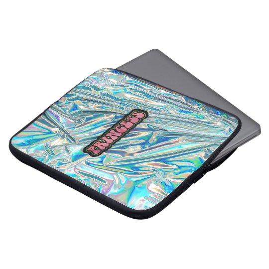 Iridescent Princess Laptop Sleeve