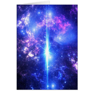 Iridescent Skies Card