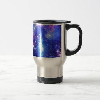 Iridescent Skies Travel Mug