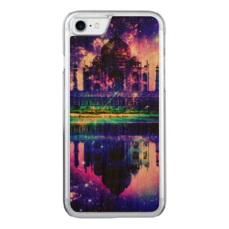 Iridescent Taj Mahal Dreams Carved iPhone 8/7 Case