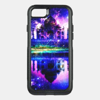 Iridescent Taj Mahal Dreams OtterBox Commuter iPhone 8/7 Case
