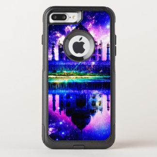 Iridescent Taj Mahal Dreams OtterBox Commuter iPhone 8 Plus/7 Plus Case