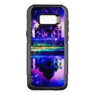Iridescent Taj Mahal Dreams OtterBox Commuter Samsung Galaxy S8+ Case