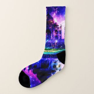 Iridescent Taj Mahal Dreams Socks