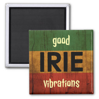 IRIE eyes are smiling Magnet