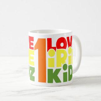 IRIE KIDZ - '1 Love Irie Kidz' Mug