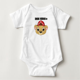 IRIE KIDZ® 'Leo the Lion Cub' Baby Bodysuit