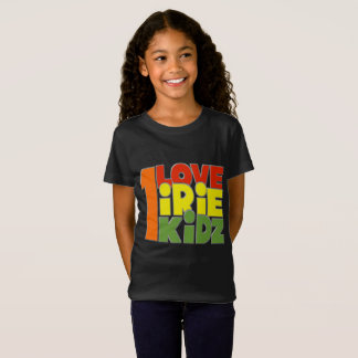 IRIE KIDZ® One Love Girls T-shirt