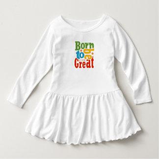 IRIE KIDZ  Toddler White Ruffle Dress