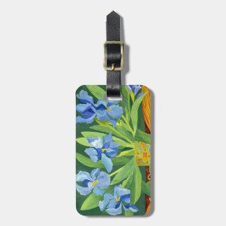 Iris 2014 luggage tag