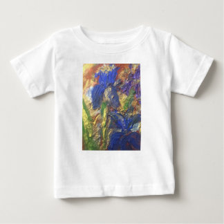 Iris Abstract Baby T-Shirt