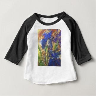 Iris Abstract Baby T-Shirt