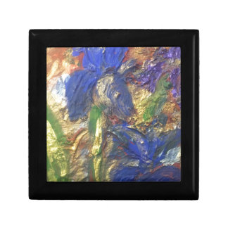 Iris Abstract Gift Box