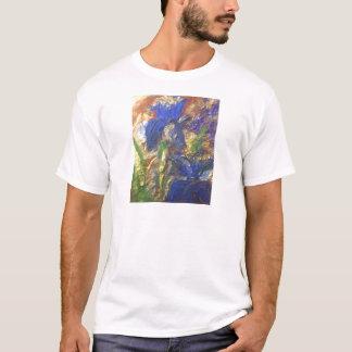 Iris Abstract T-Shirt