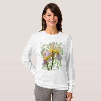 Iris 'Autumn Twilight' Women's L/S T-Shirt