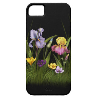 Iris & Crocus iPhone4 iPhone 5 Case