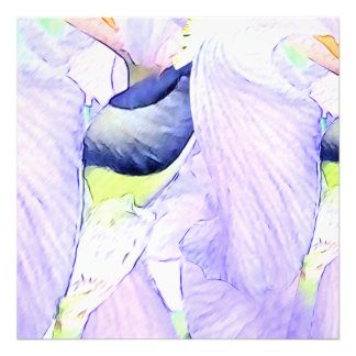 Iris Detail Photo Print