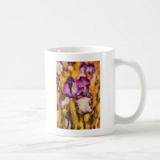 Iris - Diafragma violeta Coffee Mugs