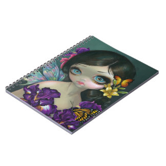 """Iris Enchantment"" Notebook"