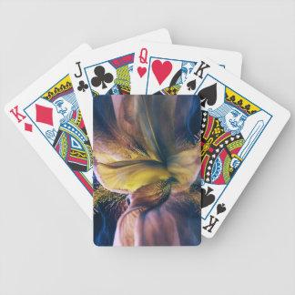 Iris Fantasy Bicycle Playing Cards