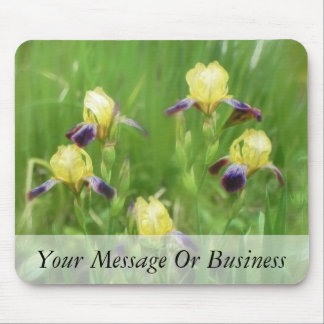 Iris Field Mouse Pad