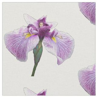 Iris Figure Fabric