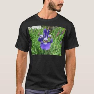 Iris Flower Blue Flag T-Shirt