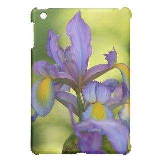 Iris flower case for the iPad mini