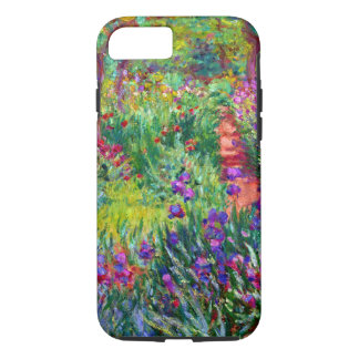 Iris Garden at Giverny iPhone 8/7 Case