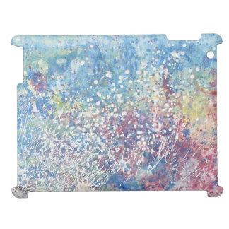 Iris Grace Explosion of Colour iPad Case