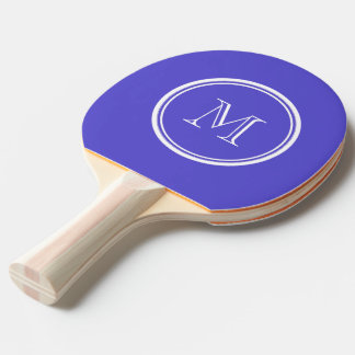 Iris High End Colored Personalized Ping Pong Paddle