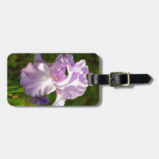 """""""Iris in the morning"""" collection Bag Tag"""